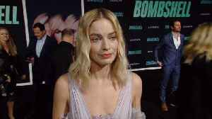 'Bombshell' Premiere: Margot Robbie [Video]