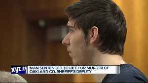 Man sentenced to life in prison without parole in 2017 murder of Oakland County Deputy Eric Overall [Video]
