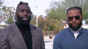 Full Interview: Demario Davis of the New Orleans Saints and Josh Norman of the Washington Redskins [Video]