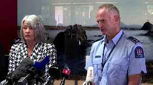 News video: Tremors thwart NZ volcano recovery, say police