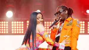 Cardi B Opens Up About Forgiving Offset For Cheating [Video]