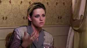 'Seberg''s Kristen Stewart and director on Hollywood and politics [Video]