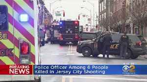 Police Officer, Civilians Among 6 Killed In Jersey City Shootout [Video]