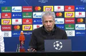 Dortmund's Favre delighted with Champions League progression [Video]