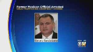 Man Who Ran Mexico's Federal Police Arrested In Dallas [Video]