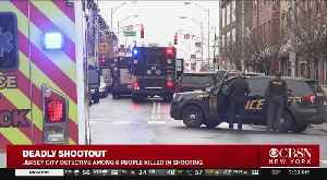 Police Officer Among 6 Dead After Jersey City Shootout [Video]