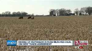 House of Representatives reaches deal on new trade agreement [Video]