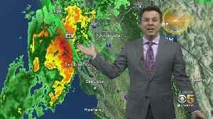 KPIX 5 Evening Weather Forecast [Video]