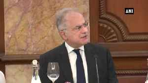 News video: Concerned over situation Kashmir import to restore normalcy EU Envoy