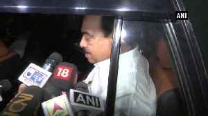News video: Not joining Shiv Sena BJP's Eknath Khadse after meeting Uddhav Thackeray