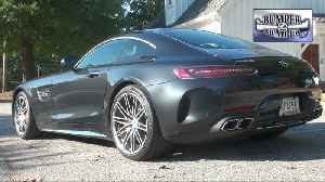 Mercedes AMG GTC still has some chops!!! [Video]