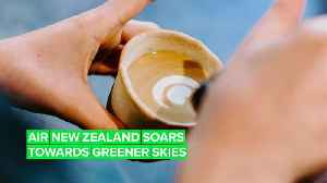 Air New Zealand is serving up coffee in the best way possible [Video]