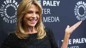 Vanna White hosts 'Wheel of Fortune' for first time [Video]