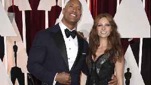 Dwayne Johnson says his ancestors were 'watching over' his 'magical' wedding [Video]