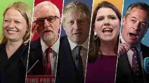 News video: General Election battleground: Uxbridge and South Ruislip
