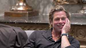 Brad Pitt denies all love life rumours [Video]