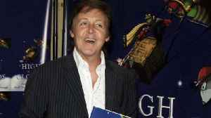 Paul McCartney's children's book set for animated adaptation [Video]