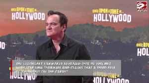 Quentin Tarantino hints at Kill Bill 3 [Video]