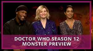 Doctor Who: New and Returning Monsters in s12 [Video]