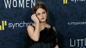 Emma Watson happy to have empowered fans with 'self-partnered' comments [Video]