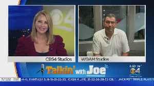 Talkin' With Joe 12/11 [Video]