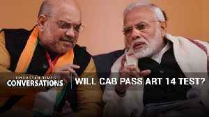 Will CAB pass legal test if challenged in court? Tune in for one legal view