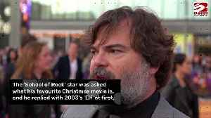 Jack Black forgot he starred in Christmas classic The Holiday [Video]