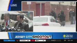 Jersey City Mayor, Public Safety Chief Say Kosher Market Was Targeted In Attack [Video]