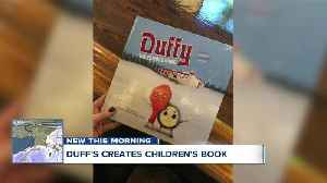 Duff's creates children's book [Video]