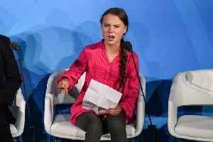 Greta Thunberg Was Named Time's Person Of The Year 2019 For Her Efforts In The Fight Against Climate Change [Video]