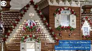 WEB EXTRA: Gingerbread House [Video]