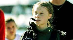 News video: Greta Thunberg Named Time Magazine's Person Of The Year