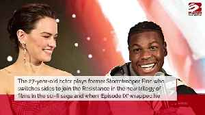 John Boyega and his Star Wars co-stars cried on last day of shooting [Video]