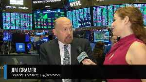 Why Jim Cramer Is Watching the Drug Stocks Closely [Video]
