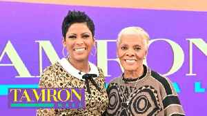 Dionne Warwick Talks Her Iconic Career [Video]