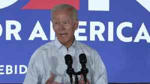 Biden Floats Idea of One-Term Presidency