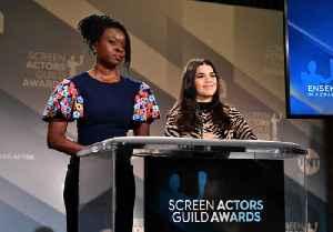 News video: The 2020 Screen Actors Guild Awards Nominations