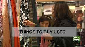 Things you should buy USED [Video]
