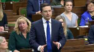 Tory Critics Blasts Trudeau's 'Self-Praise' Over Economy [Video]