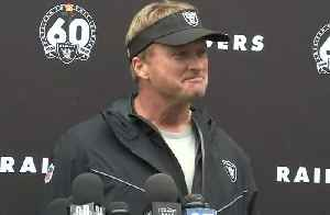 RAIDERS MEMORIES: John Gruden And Derek Carr talk about the team's final game in Oakland [Video]