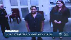 No bond for teen charged with murder of grandma [Video]