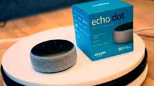 News video: Amazon is selling the Echo Dot for just one penny