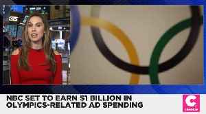 NBCUniversal Set to Earn $1 Billion in Olympic-Related Ad Spending [Video]