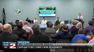 New Hartford climate change risk assessment [Video]