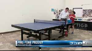 Ping Pong Prodigy [Video]