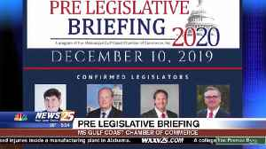 Setting the Stage for 2020 Pre-Legislative Briefing at Golden Nugget Casino Tuesday [Video]