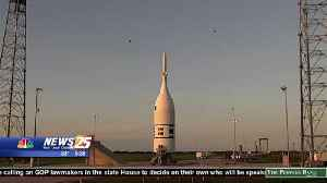 Next step in Moon to Mars mission [Video]
