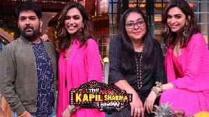 Deepika Padukone With Kapil Sharma, Meghna Gulzar On The Kapil Sharma Show | Chhapaak [Video]