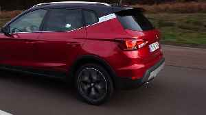 SEAT - Christmas Route with the SEAT Arona TGI [Video]