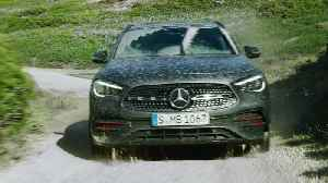 The new Mercedes-Benz GLA Edition Trailer [Video]